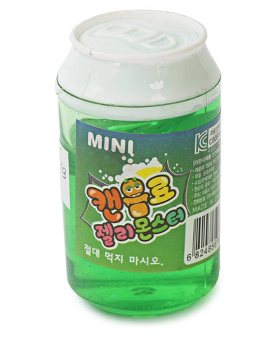 Mini Cans Slime Sy13 - Green