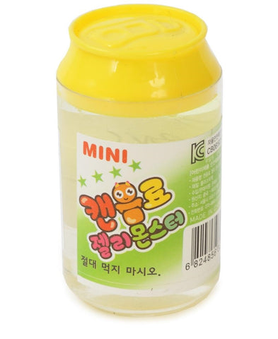 Mini Cans Slime Sy13 - Yellow