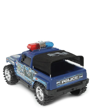 Cross Country Police Car - Blue