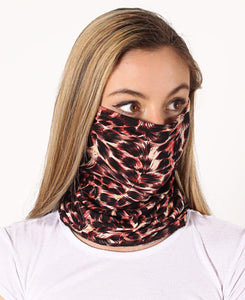 Neck Warmer - Red