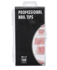Nail Tips  - Light Pink