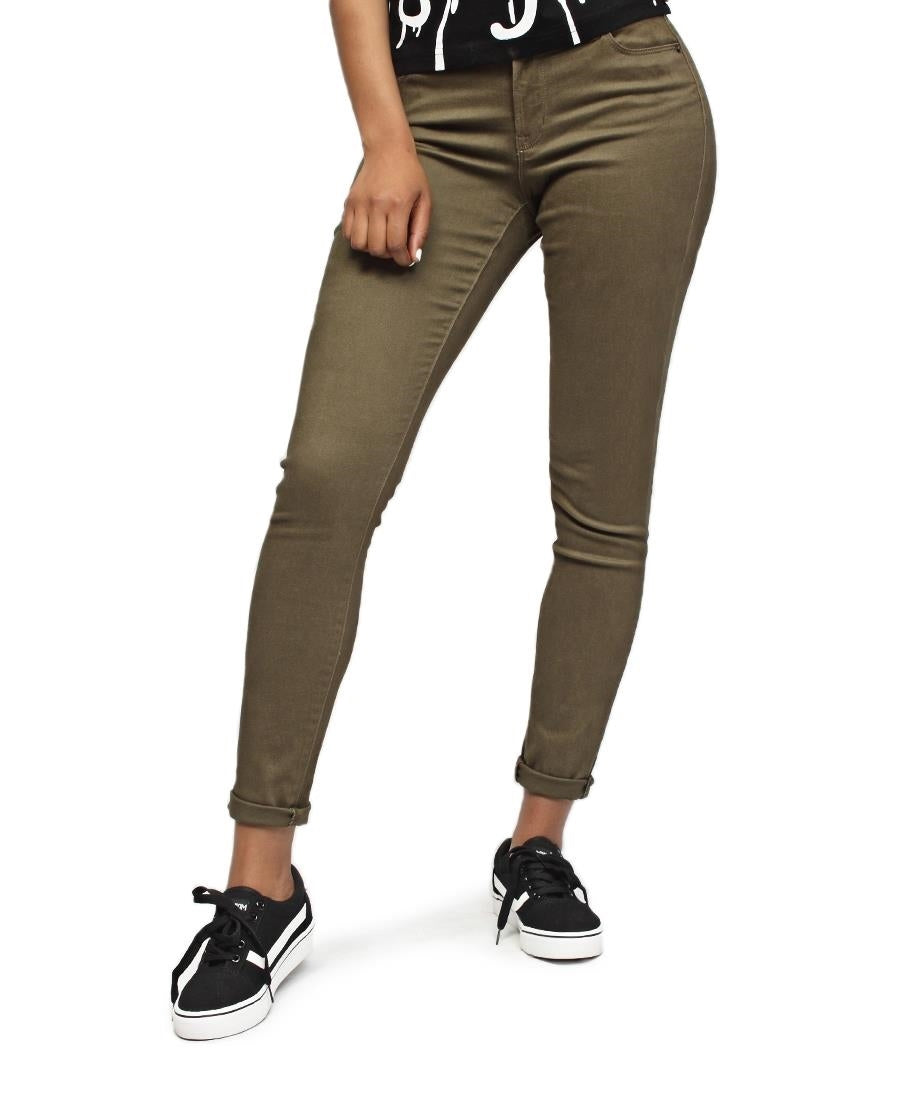 Smart Casual Pants - Khaki