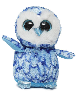 Plush Stuffed Owl - Navy