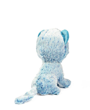 Plush Stuffed Dog - Blue