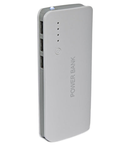 10000MAH Power Bank - Grey