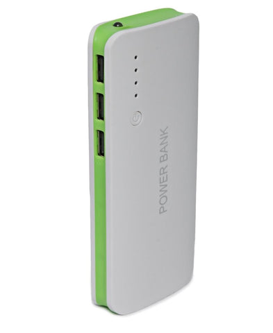 10000MAH Power Bank - Green