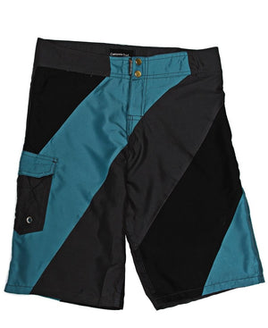 California Surf Shorts - Black