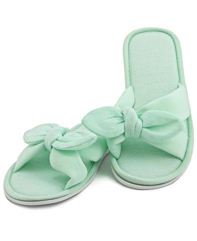 Bedroom Slippers - Mint