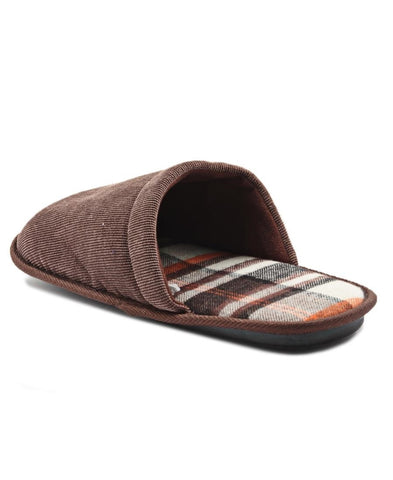 Bedroom Slippers  - Brown