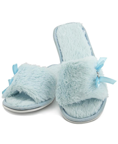 Bedroom Slippers - Blue