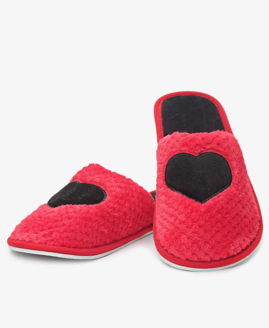 Bedroom Slippers  - Red