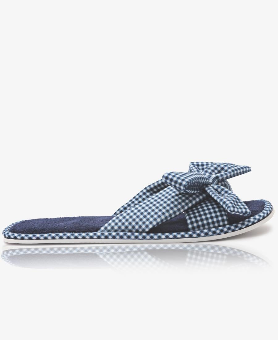 Bedroom Slippers - Navy