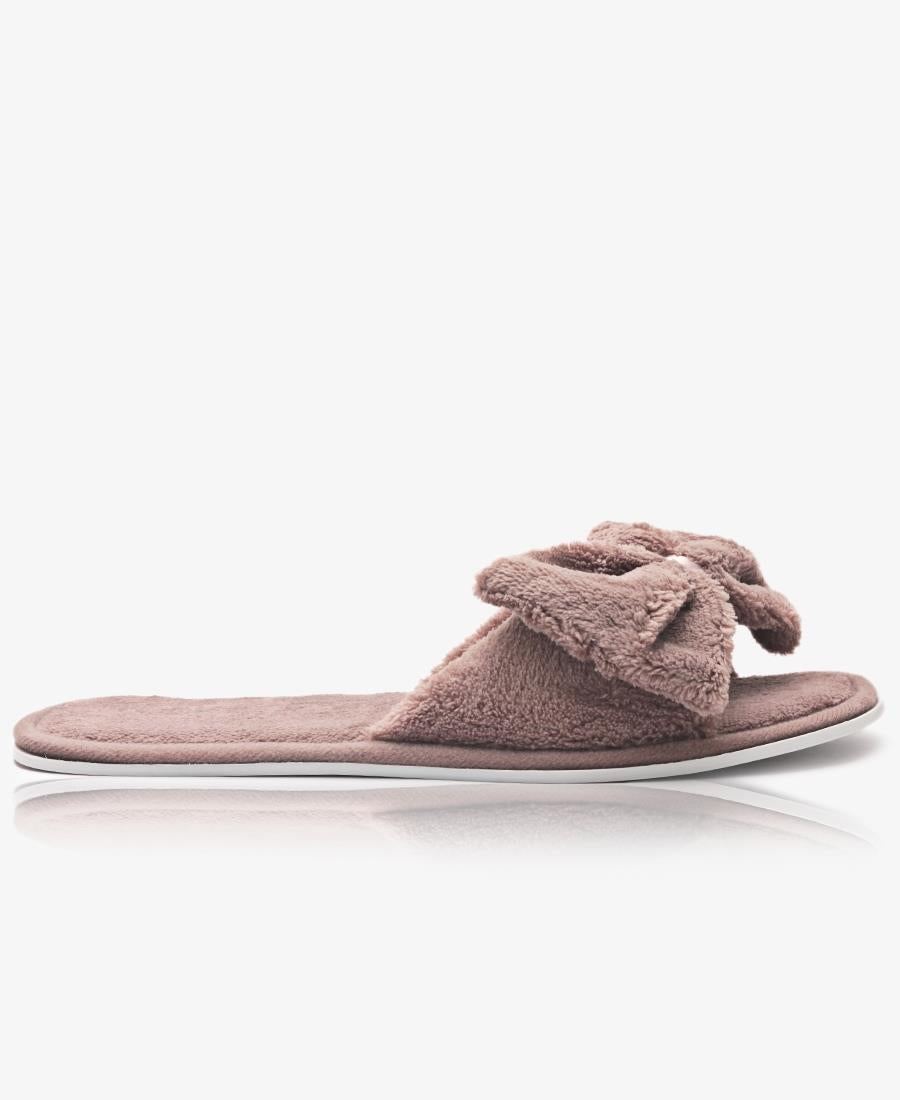 Bedroom Slippers - Taupe