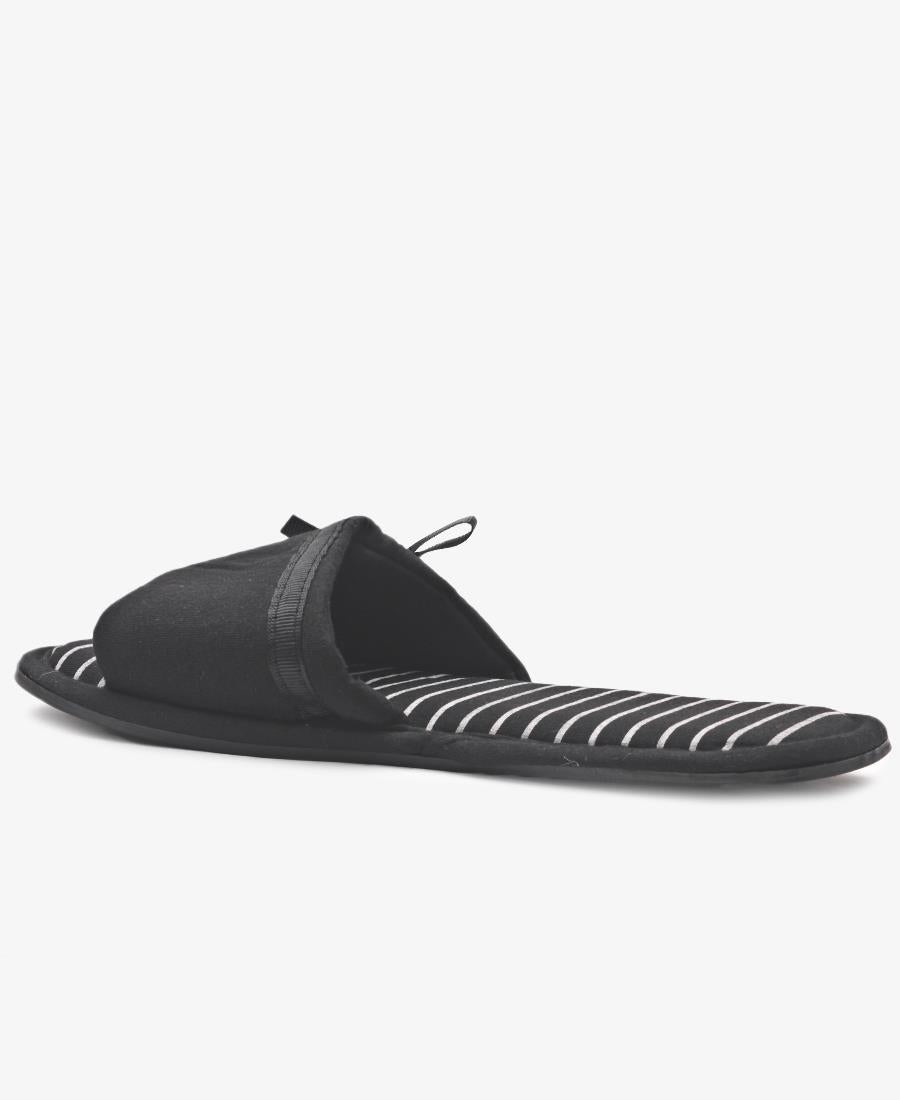 Bedroom Slippers - Black
