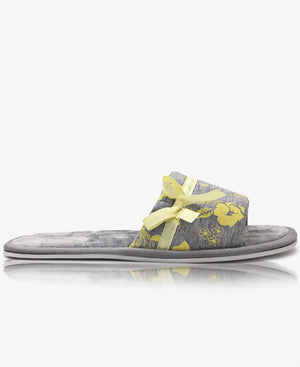 Girls Bedroom Slippers - Grey