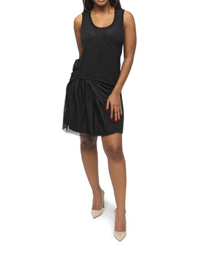 Party Dress  - Black