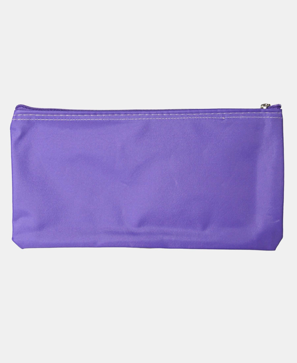 Econo 22Cm Nylon Pencil Case - Purple