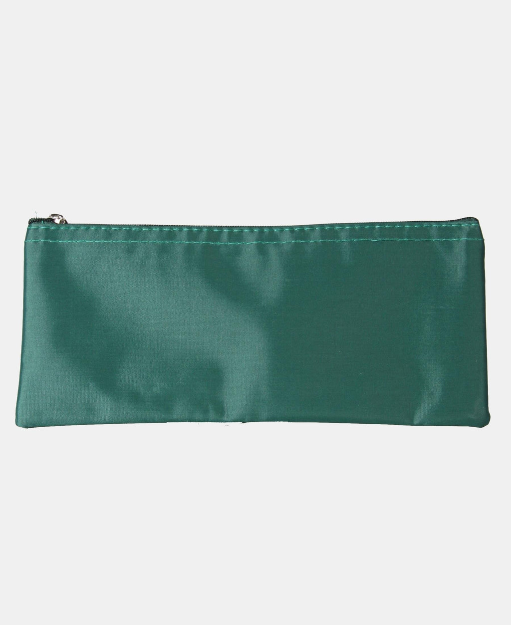 Econo 22Cm Nylon Pencil Case - Green