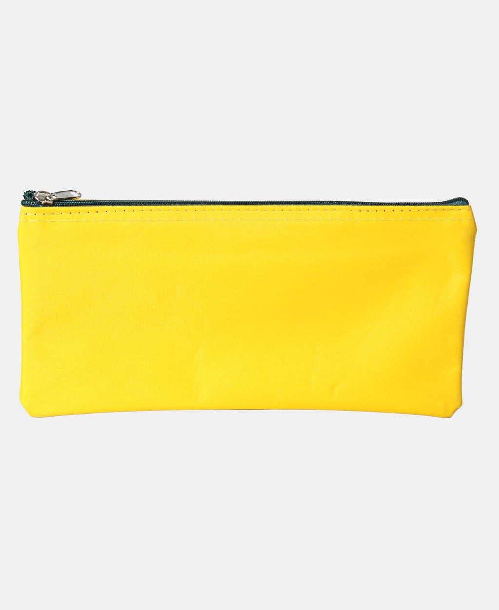 Econo 22Cm Nylon Pencil Case - Yellow