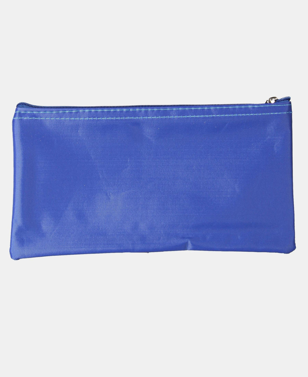 Econo 22Cm Nylon Pencil Case - Blue