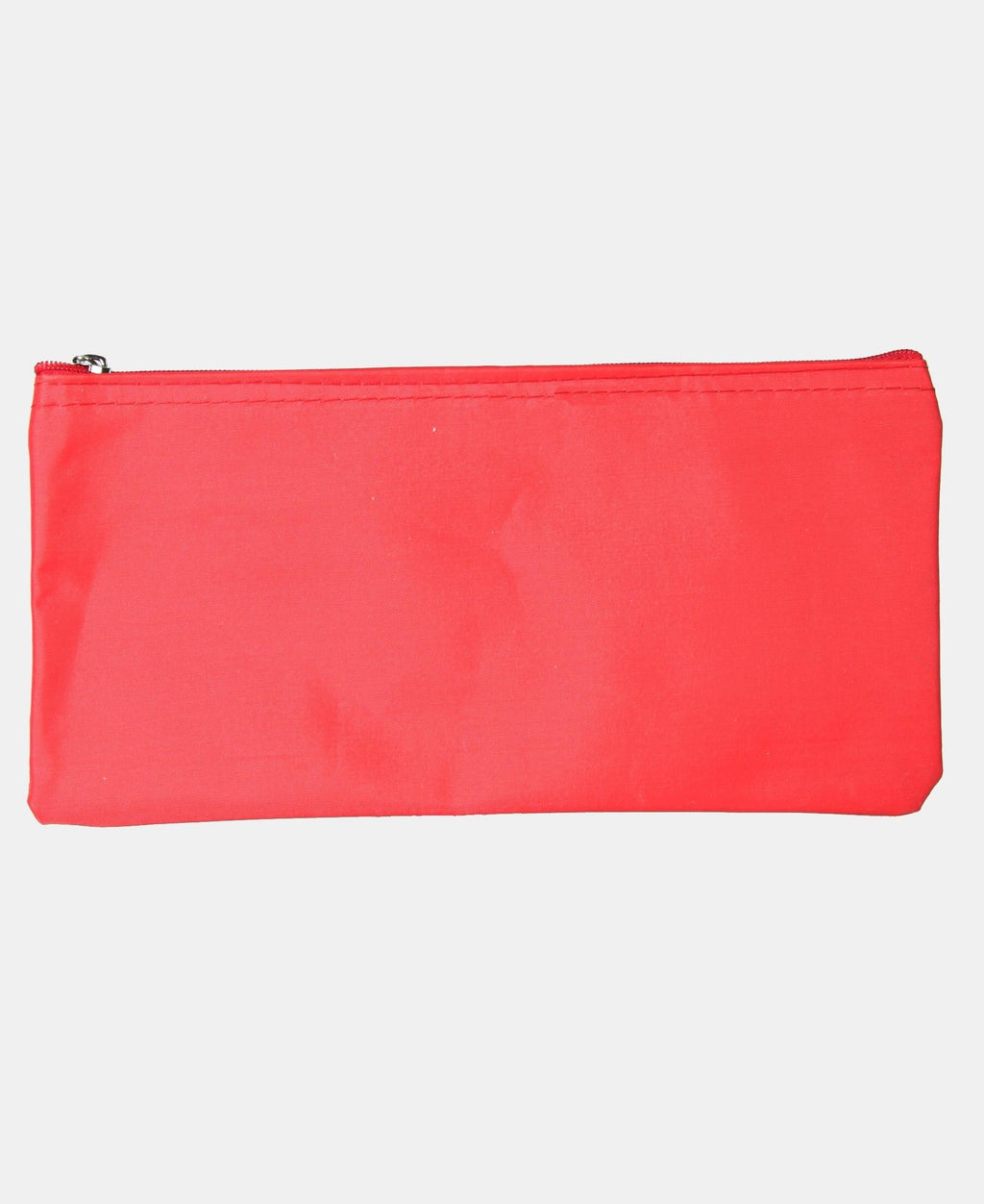 Econo 22Cm Nylon Pencil Case - Red