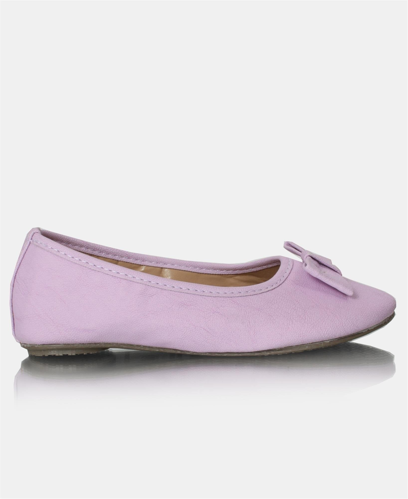 Girls Pumps - Purple