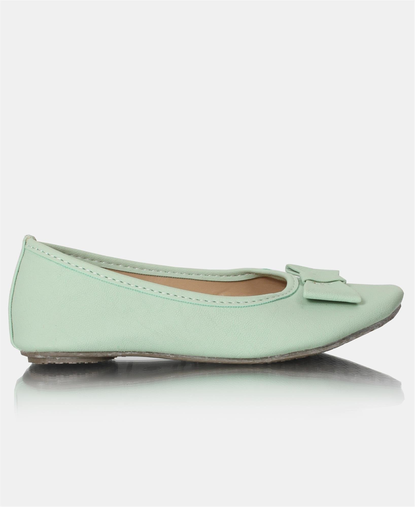 Girls Pumps - Mint