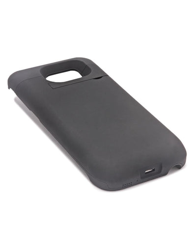 4500MAH Samsung S6 Charging Cover - Black