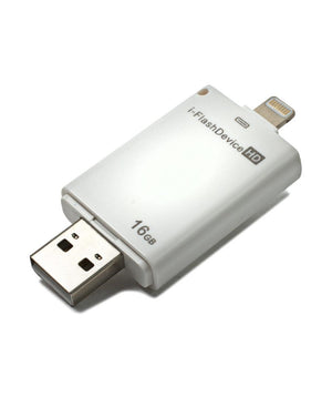16GB Apple 2 Way Storage Device - White