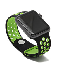 42MM Apple Watch Sport Band - Green