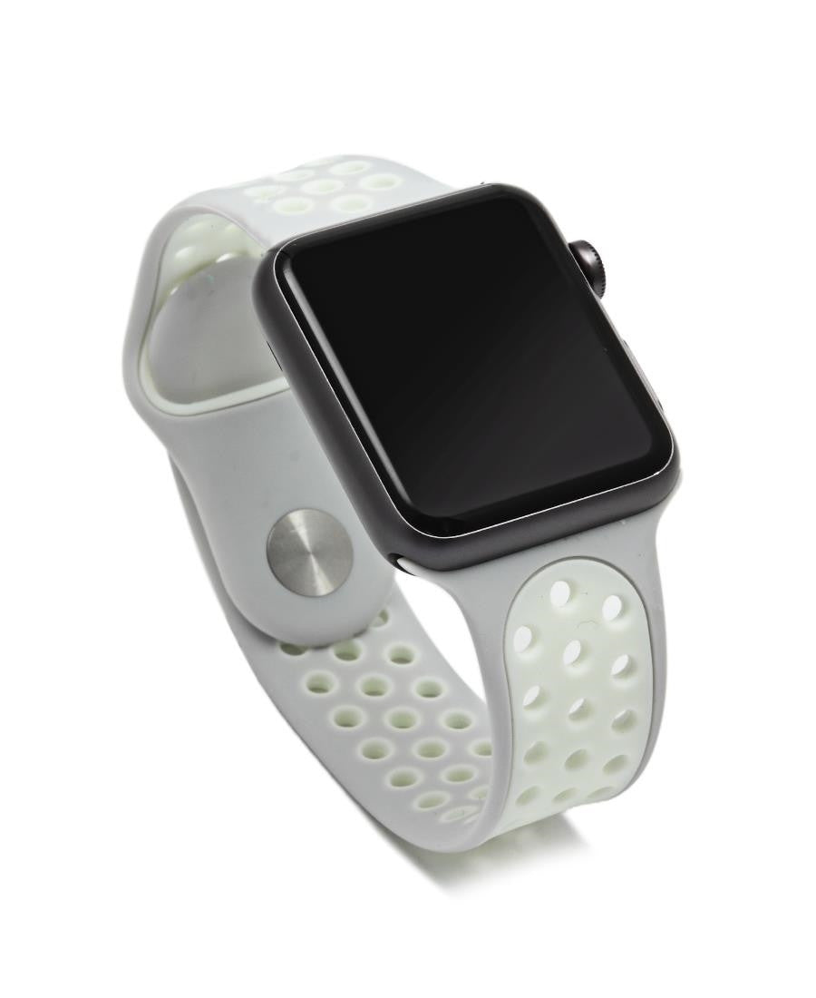 42MM Apple Watch Sport Band - White