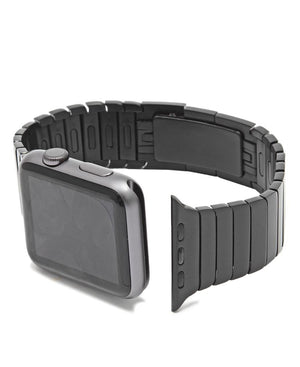 42MM Apple Watch Link Band - Black