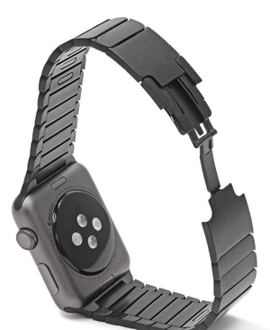 38MM Apple Watch Link Band - Black