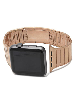 38MM Apple Watch Link Band - Rose Gold