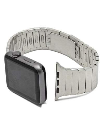 38MM Apple Watch Link Band - Silver