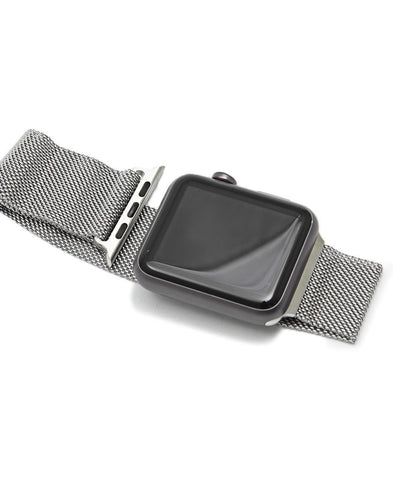 42MM Apple Watch Milanese Band - Silver