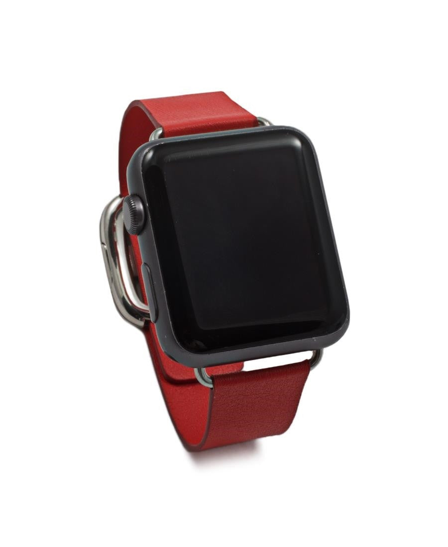 38MM Apple Watch Modern Band - Red