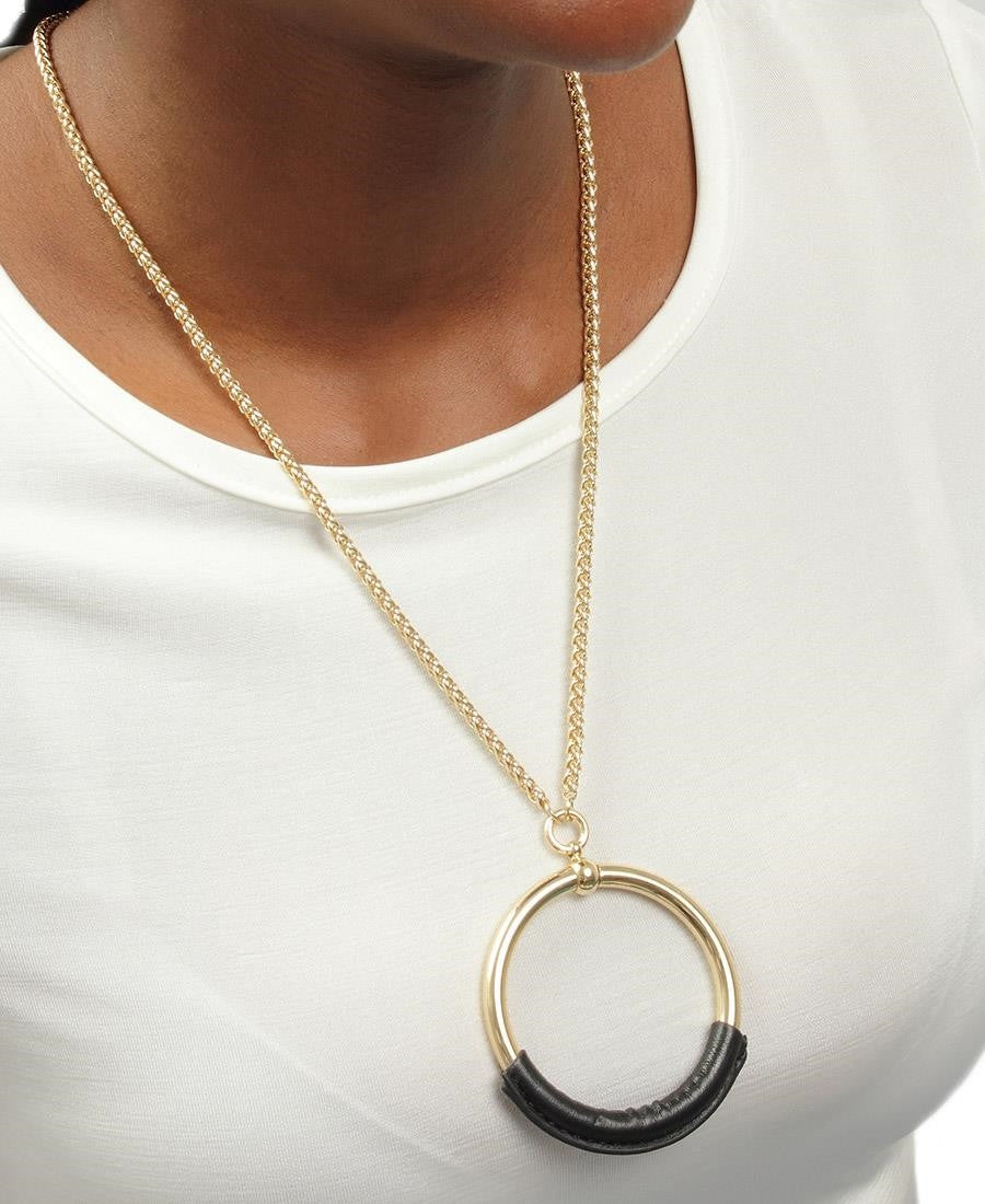 Ring Chain - Black