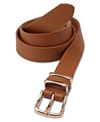 Ladies Belt  - Tan