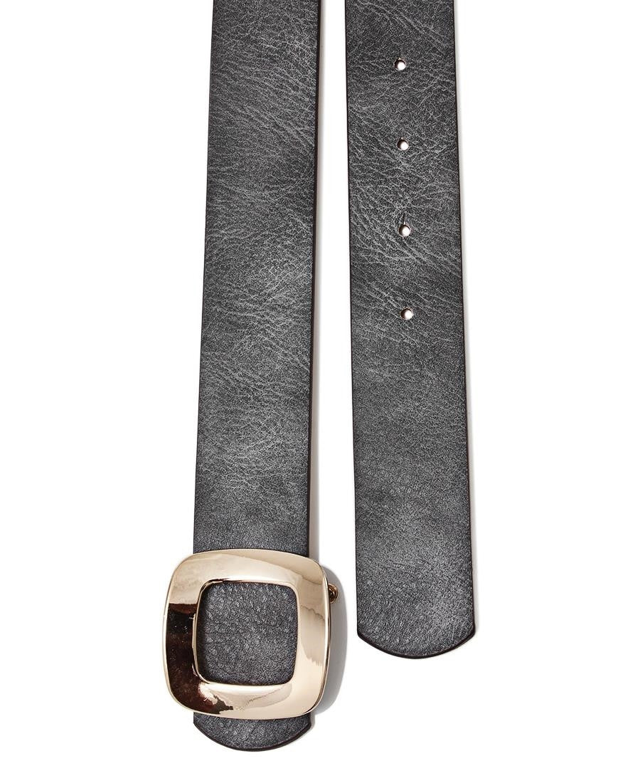 Ladies Belt  - Grey