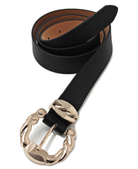 Ladies Belt  - Black