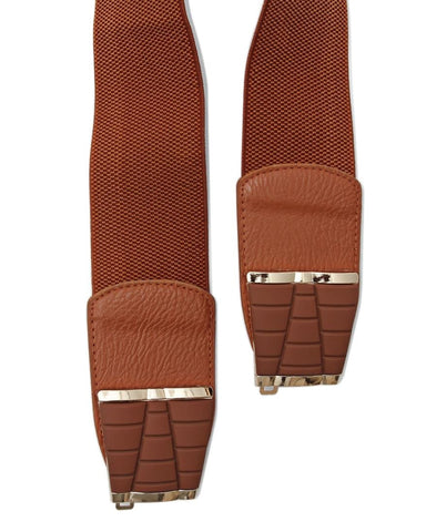 Ladies Waist Belt - Tan