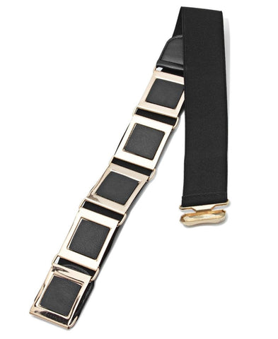 Ladies Waist Belt - Gold