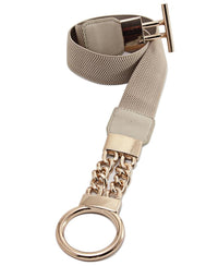 Ladies Belt - Beige