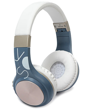 Wireless Headphones - Navy