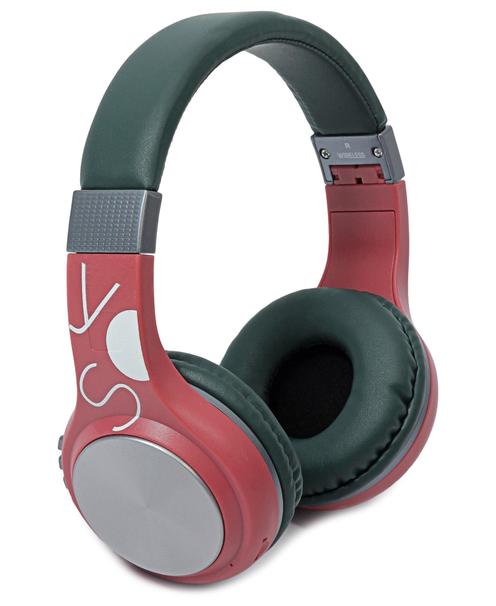 Wireless Headphones - Red