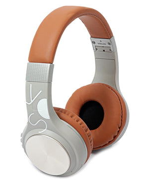 Wireless Headphones - Tan