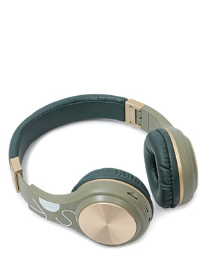 Wireless Headphones - Olive