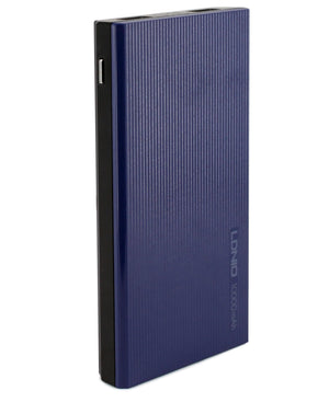 10000mAh Powerbank - Blue