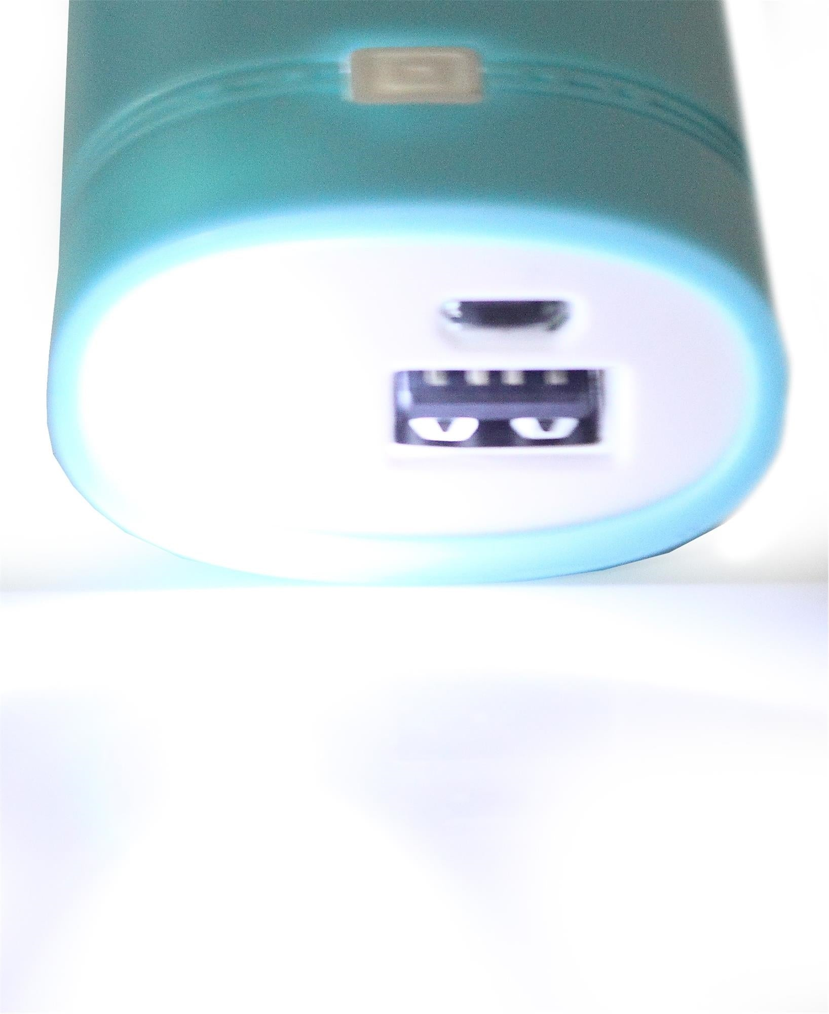 4000mAh Power Bank - Blue